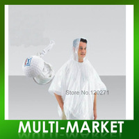 Free shipping/Promotion Disposable raincoat golf ball One-use Rain Poncho In The Golf Balls For Gifts Wholesale