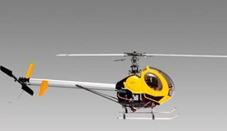 2.4G 6 Channel 400 CLASS HUGHES RC Helicopter(China (Mainland))