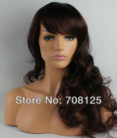 Fiberglass Realistic Mannequin Head Bust For Wig And Jewelry Display