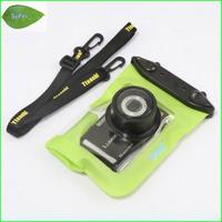 Free shipping PB02-P Newest Camera waterproof case  waterproof Digital Camera bag Underwater Bag Waterproof  within 20m water