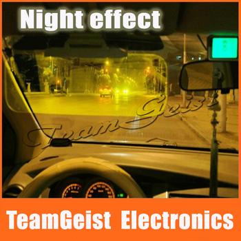 Original Night vision Car driving glasses Safety Goggle sunglasses Day & night preventing dazzle goggles Car Driver FreeShipping