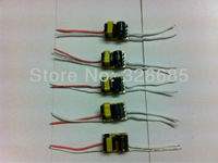 10pcs/lot   3*1W   input voltage:90-260v  The built-in power supply    Power supply board  LED drive power supply