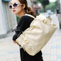 2013 hot sell lady hobos casual pu big bags tote bag fashio shoulder bag brief women handbag bolsas wholesale free shipping