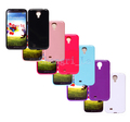 Abrasion TPU Skin Soft Gel Case Cover for Samsung Galaxy S4 i9500 Wholesale 40pcs/lot