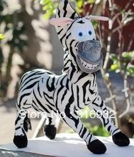 popular plush zebra