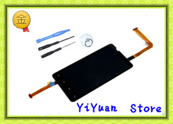 New LCD Display Panel Touch Screen Glass Digitizer Assembly For HTC Evo Design 4G W Tools(China (Mainland))