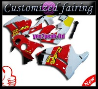Customized fairing VFR400 For Honda VFR400RR 1988 1989 1990 1991 1992 VFR 400 NC30 V4 Fairings 1988-1992 Body kit Bodywork