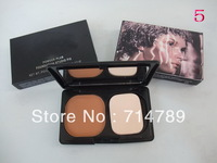 Free shipping NEW makeup new powder plus foundation Studio Fix F  face powder  15g(12pcs/lot) 6 colors