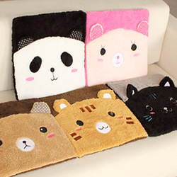Winter animal thermal slip-resistant plush sofa cushion tatami cushion 35665(China (Mainland))
