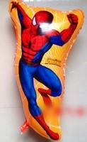 NEW ARRIVAL 50pcs/lot wholesale Spiderman foil balloon Helium balloon Mylar balloons