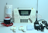 New 99 zone Wireless GSM/ Landline Home Security Alarm System