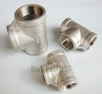 Home stainless steel tee 4 dn15 6 d20 1 d25
