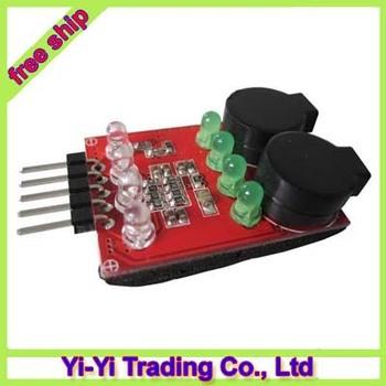 15pcs/lot RC Lipo Battery Buzzer low voltage Alarm Indicator+ Register free shipping