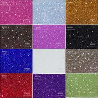 Stunning glitter nail art glitter laser powder high temperature 12 1 bags