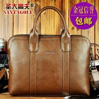 For Ever U Discover 2013 gough commercial male fashion handbag messenger bag laptop bag