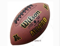 Hot sale NEW Fashion hand sewing Rugby Outdoor sports American football Dedicated game 9 youth football Free shipping