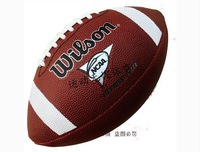 Hot sale NEW Fashion hand sewing Rugby Outdoor sports American football Dedicated game 9 Size youth football 0B1 Free shipping