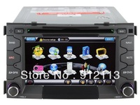 Car Radio for Kia Soul 2008-2011 Headunit GPS  built-in 3G USB host/Bluetooth/Ipod/PIP free 4GB card with IGO map