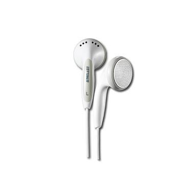Small r10 earphones white ring high quality earplug mp3 mp4 tablet earphones