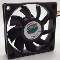 Cooler master 6cm computer case fan  CPU cooling fan 6015 silent fan