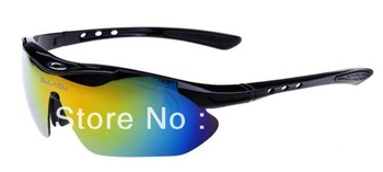 2013 new riding glasses,safety explosion-proof bulletproof glasses, sunglasses, riding glasses,  five lens, free shipping