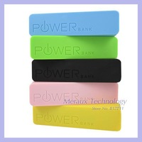 2600mAh Power Bank fragrance External Portable Battery Charger For iPhone Smart Cell Phone