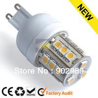 hot sale led spot lights 85-265V G9 24 smd 5050