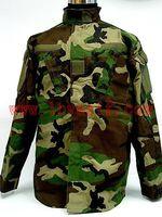 Loveslf US Army Camo Woodland BDU Uniform Set Shirt Pants military camouflage Uniform garment Set