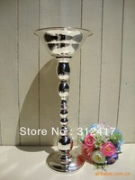 Presell Top rated 43.3cm height iron flower stand , fashion flower holder wholesale and retail
