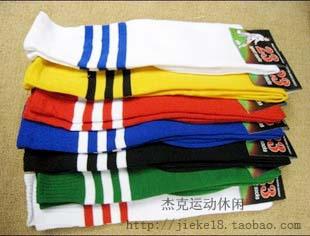 Multicolor football socks over-the-knee football socks football socks stockings 53 no.1 men's socks