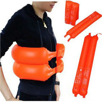 Swimming belt band double balloon swim ring s601 arm ring