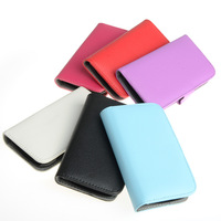 1PCS Leather Case Cover Wallet Card Stand For Samsung Galaxy S Duos S7562 CM376