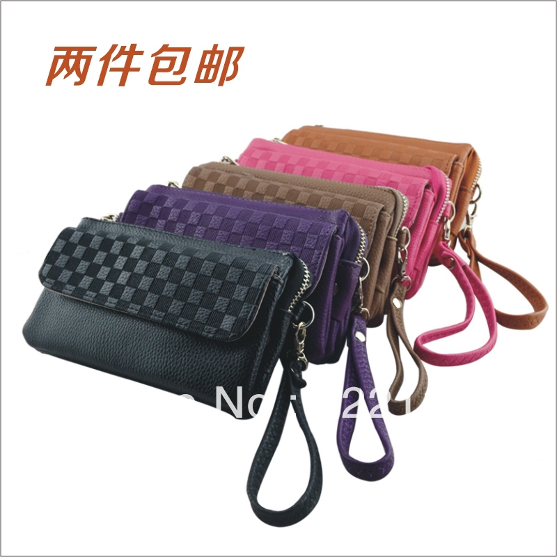 2013 Fashion Vintage Evening bag Elegant High Quality female clutch bag Designer Brand Cross-body small bags 7 colors(China (Mainland))