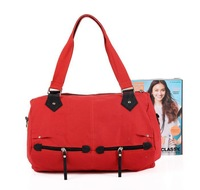 2013 new summer  canvas bag Korean version of the shoulder bag diagonal  Leisure package