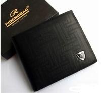 Free shipping 2013hot sale wallet men, fashion wallet men,wallet for men,1pce wholesale, quality guarantee NK-20