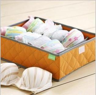 Birthday gift small gift novelty commodities girls department underwear storage box