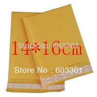 WholeSale Bubble Envelope Mailer Air Bag Overal size is 140mm x 160mm, 100pcs/lot packing envelop
