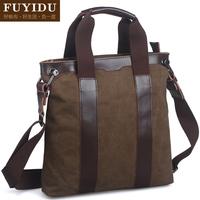 2013 man bag trend canvas handbag commercial bag casual bag messenger bag