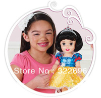 Hot Sale Dolls Sparkling Princess Snow White Doll For Girls Gift Action Figure