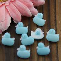 Free shipping 100pcs Cartoon blue duck resin button (RB2C13X01) garment accessories shirt button crafts