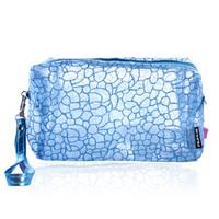 Fog flower lace lacework household travel waterproof cosmetic bag multi purpose wash bag