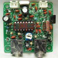 Worker bees QRP kit, CW 40 meter band receiver transmitter 7.023 MHz , Short-wave radio transmitter receiver /NO.2800