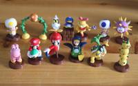 Retail 13pcs/set  Super Mario Bros Action Figures Wholesale