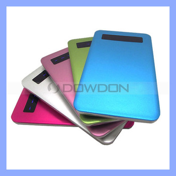 Rechargeable 5000mAh Battery Pack Power Bank Charger for Mobile Phones
