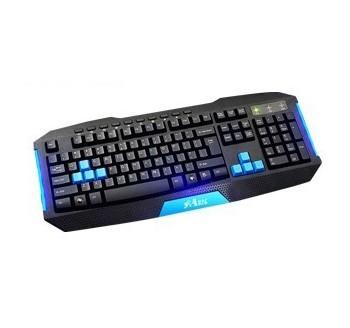 K16 keyboard gaming keyboard usb keyboard multimedia waterproof keyboard(China (Mainland))