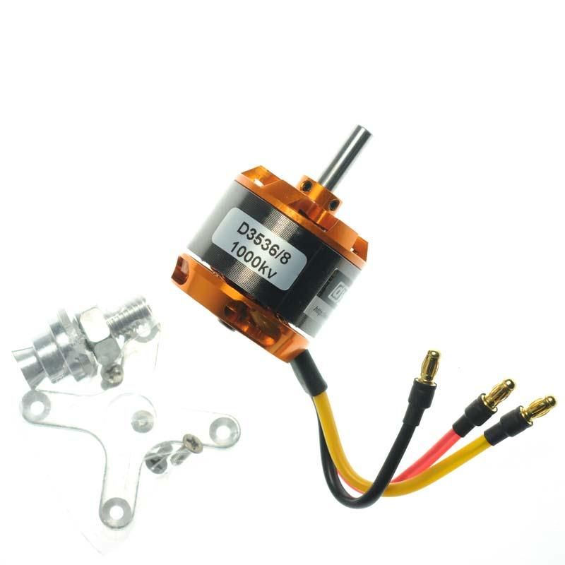 aeromodeling brushless motor model aircraft motor high speed motor a3536-8(China (Mainland))