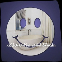 plastic mirror for bathroom(China (Mainland))