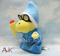 "New Super Mario Bros. World Plush Magikoopa Kamek Soft Toy Stuffed Animal 11"" 28cm Retail"