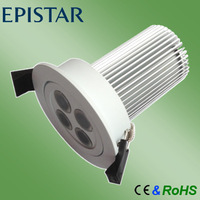 wholesale saa ce rohs dimmable led downlight 230v 12w