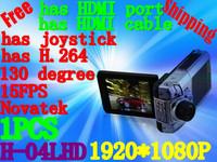 China Post Free Shipping F900 Car DVR HD H.264 HDMI Car Camera 120 Degree Angle Lens Vehicle Video Recorder(H-04LHD)